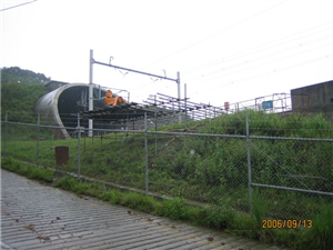 THSR- 64K+154 Real Time Monitoring While Embankment Grouting