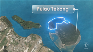 Pulau Tekong (Singapore) Holder Dike Instrumentation Data Management System